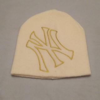 ヤンキースニット帽(キャップ)