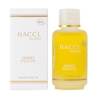 ハッチ(HACCI)の【新品未使用】HACCI フェイスオイル 30ml(フェイスオイル / バーム)