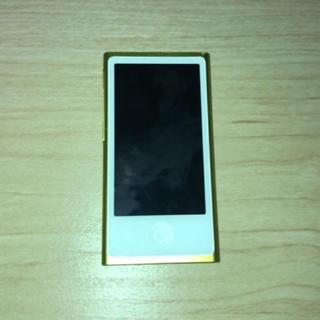 アップル(Apple)のiPod nano 第7世代 16GB(ポータブルプレーヤー)
