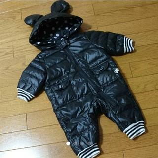 Disney - Disney カバーオール ジャンプスーツ アウター ベビー服