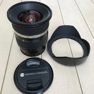 コニカミノルタ(KONICA MINOLTA)のkonica minolta af 17-35mm f2.8-4 D(レンズ(ズーム))
