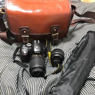 NikonD5300 ダブルズームキット(デジタル一眼)