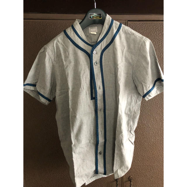 DELUXE(デラックス)のDELUXE ベースボールシャツ メンズのトップス(シャツ)の商品写真