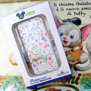 Disney - オマケ付!日本未発売香港限定ジェラトーニiphone6/iphone7ケース