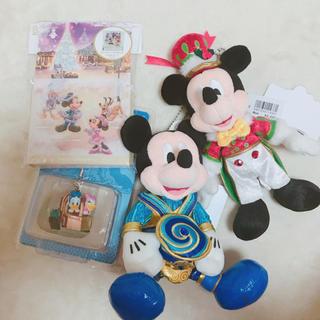 Disney - ミッキー ぬいば