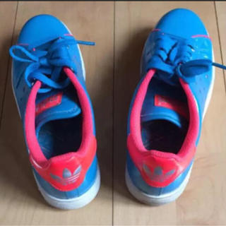 アディダス(adidas)のadidas  originals stan smith レア❗️(スニーカー)