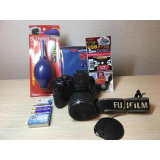 フジフイルム(富士フイルム)のフジ ファインピクス FUJLFILM FINEPIX S8400 光学44倍 (デジタル一眼)