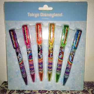 ディズニー(Disney)のディズニーランド ボールペン  6本セット(キャラクターグッズ)