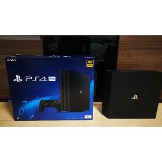 PS4 pro ch 7100B 『美品』