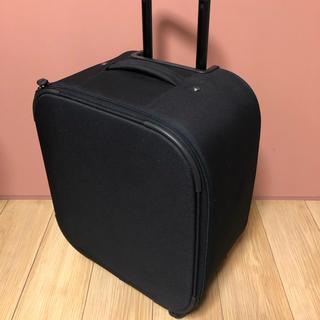 ムジルシリョウヒン(MUJI (無印良品))の無印良品 四輪 ストッパー付 ソフト キャリーケース スーツケース(トラベルバッグ/スーツケース)