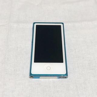 アップル(Apple)のipod nano 第7世代 KANA-BOON レア音源あり(ポータブルプレーヤー)