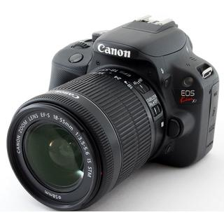 キヤノン(Canon)の❤️世界最小・最軽量❤️Wi-Fi対応❤️手振補正❤️キヤノン Kiss X7 (デジタル一眼)