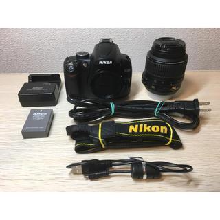 ニコン(Nikon)のニコン Nikon D5000 18-55㎜ VR レンズキット(デジタル一眼)