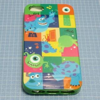 Disney - iPhone5/5s専用カバー「モンスターズインク」