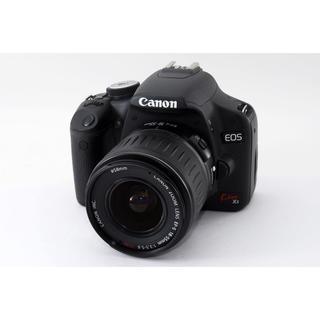 キヤノン(Canon)の★スマホに写真を飛ばせる!動画撮影も★キャノン Kiss X3 レンズセット(デジタル一眼)