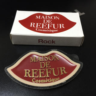 メゾンドリーファー(Maison de Reefur)のメゾンドリーファー オリジナルリップRock(口紅)