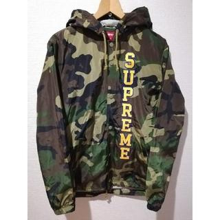 シュプリーム(Supreme)の【星夜さま専用】Supreme vertical coaches jacket(ナイロンジャケット)
