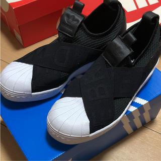 アディダス(adidas)のadidas スリッポンnewタイプ(スニーカー)