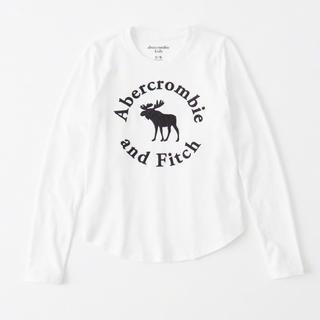アバクロンビーアンドフィッチ(Abercrombie&Fitch)の【新品】abercrombie&fitch 長袖T(Tシャツ(長袖/七分))