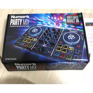 numark party mix DJ 新品同様 送料込み(DJコントローラー)