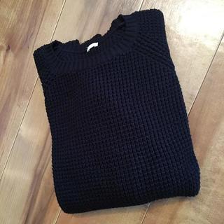 ジーユー(GU)のGU ニット メンズ用(ニット/セーター)
