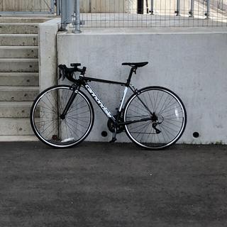 キャノンデール(Cannondale)のCannondale optimo sora 48(自転車本体)