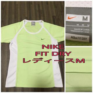 ナイキ(NIKE)のNIKE FIT DRY トレーニングシャツ M(ヨガ)