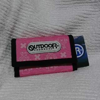 OUTDOOR - OUTDOOR チョッパー キーケース