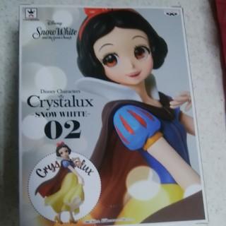Disney - Crystalux  白雪姫フィギュア