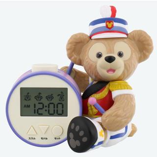 Disney - 東京ディズニーシー限定 ダッフィー 目覚まし時計 35周年