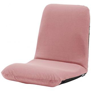 セルタン 和楽チェアM 腰楽座椅子 テクノピンク A454-506CPI