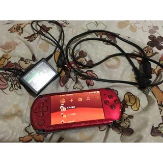 任天堂 - PSP 3000 本体 ACアダプター セット