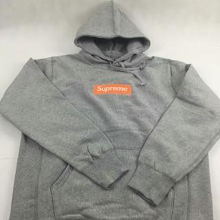Supreme - 17AW Supreme Box Logo Hooded Sweatshirt