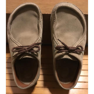 ビルケンシュトック(BIRKENSTOCK)のビルケン スエード 靴 ブーツ(デッキシューズ)