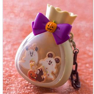 Disney - 【未使用】ハロウィン スナックケース ディズニーランド【新品】
