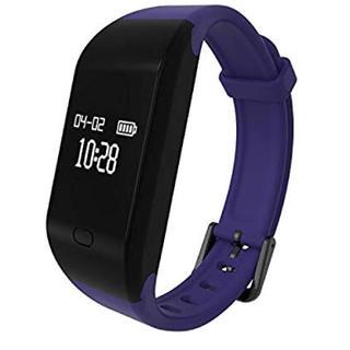 スマートウォッチ 心拍計 万歩計 Fitpolo活動量計 スマートブレスレット(腕時計(デジタル))