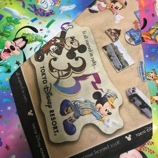 Disney - ディズニーランド 35周年 バンダナ