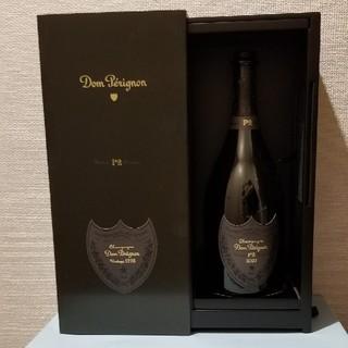 ドンペリニヨン(Dom Pérignon)のドンペリP2箱付き空瓶!(シャンパン/スパークリングワイン)