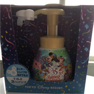 Disney - ディズニー♡シェイプの泡ハンドソープ♡新品♡送料込♡
