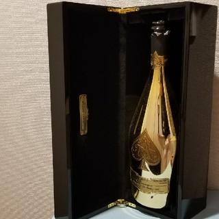 ドンペリニヨン(Dom Pérignon)のはぁち様専用!アルマンドブリニャックゴールドマグナムボトル箱付き空瓶!(シャンパン/スパークリングワイン)