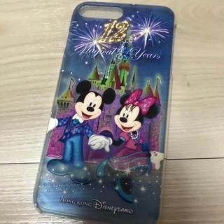 ディズニー(Disney)の香港ディズニーランド iPhone 7,8plusケース(キャラクターグッズ)
