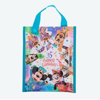 ディズニー(Disney)のディズニーランド35周年   実写  レジャーシート   完売品    入手困難(その他)