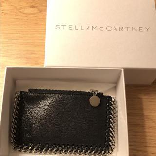 ステラマッカートニー(Stella McCartney)のステラマッカートニーのジップ付きカードホルダー(コインケース)