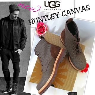 アグ(UGG)の❤68%オフ定3万新品❤UGG  HUNTLEY ブーツ✭正規♡最高峰✭送料無料(ブーツ)