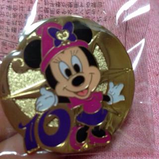 ディズニー(Disney)のディズニー10周年記念ピンバッチ(その他)