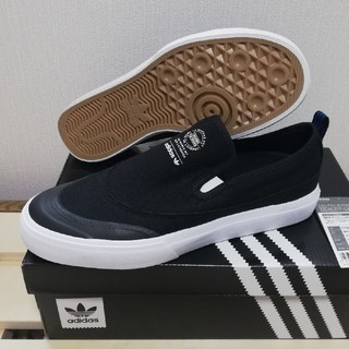 アディダス(adidas)の26.5cm adidas MATCHCOURT SLIP BLACK(スニーカー)