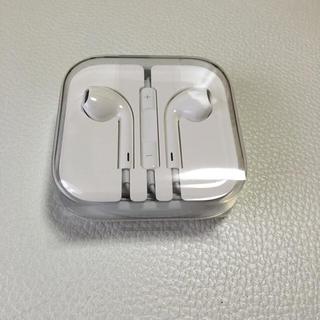 アイフォーン(iPhone)のiphone イヤホン イヤフォン(ヘッドフォン/イヤフォン)