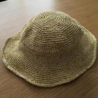 シサム工房 ハット(麦わら帽子/ストローハット)
