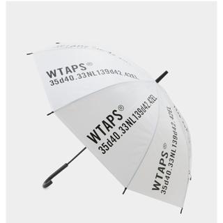 ダブルタップス(W)taps)のTHE CONVENI×WTAPS umbrella 傘 新品未使用(傘)