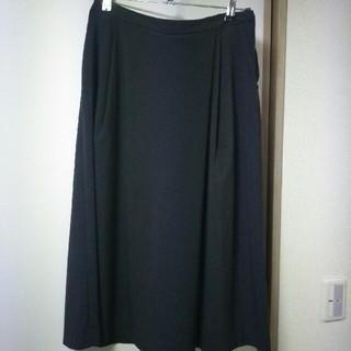 ユニクロ(UNIQLO)のガウチョ風スカート(キュロット)